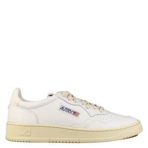 Autry - Sneakers en cuir Blanche