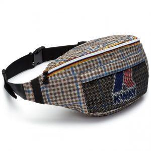 KWAY - Sacoche tweed